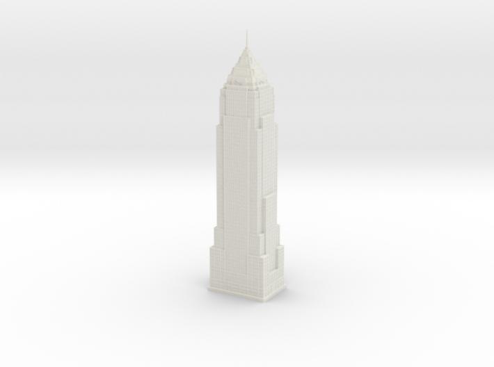 Key Tower (1:2000) 3d printed