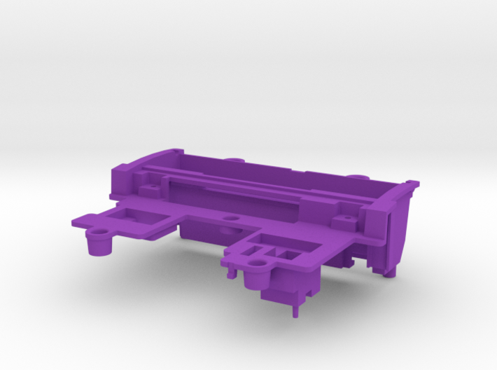 UniSN1 Tray For SNES 3d printed