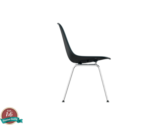 Miniature Eames Side Chair DSX - Charles Eames 3d printed 1:6 Eames Side Chair DSX - Charles Eames