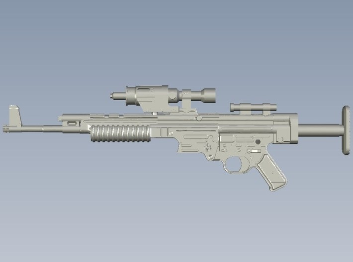 1/15 scale BlasTech A295 Star Wars V blasters x 10 3d printed