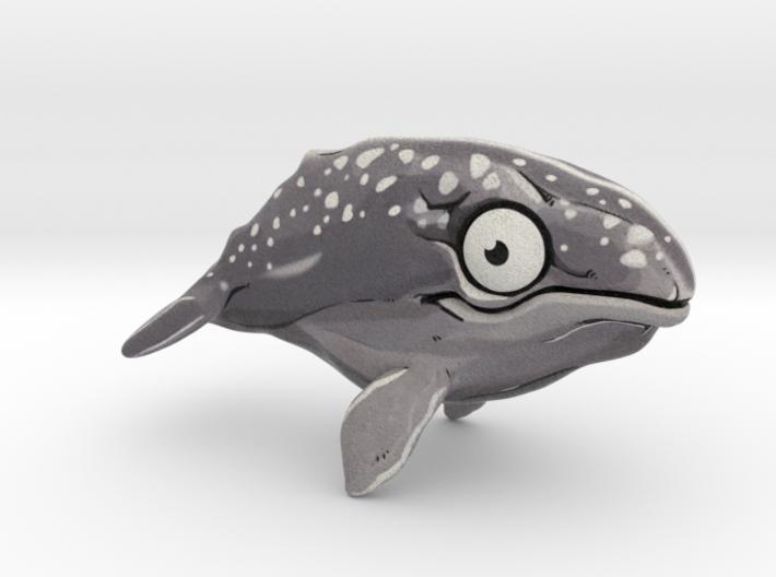 Breedingkit Gray Whale 3d printed