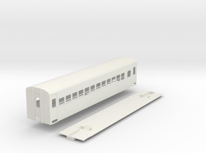 SLRGloswc15cross 3d printed