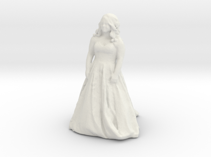 Printle C Femme 113 - 1/64 - wob 3d printed