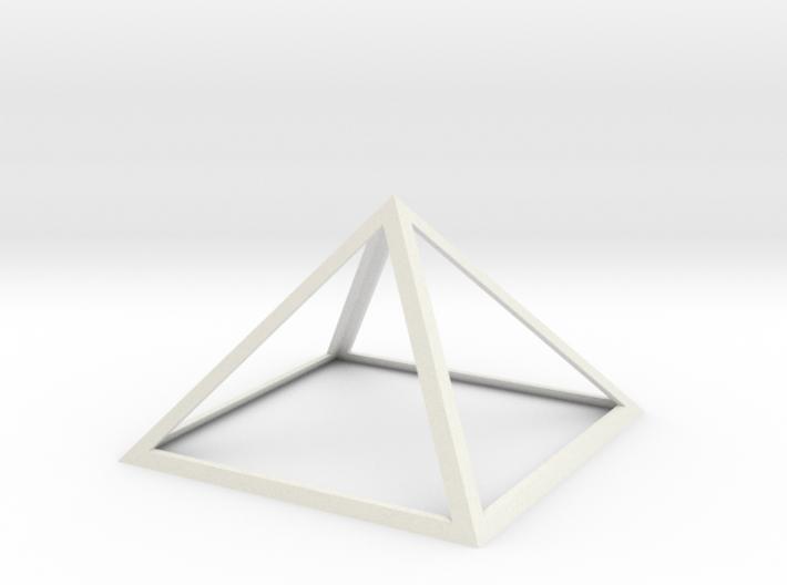 "Perfect Pyramid 18 INCH 51°51""14"" 3d printed"