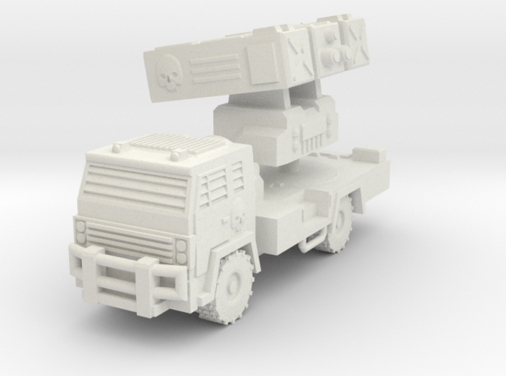 MG144-Aotrs15 Reign of Anger Firesupport Vehicle 3d printed