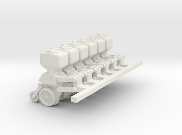 5100 6 units with parallel arms 3/4 down position 3d printed