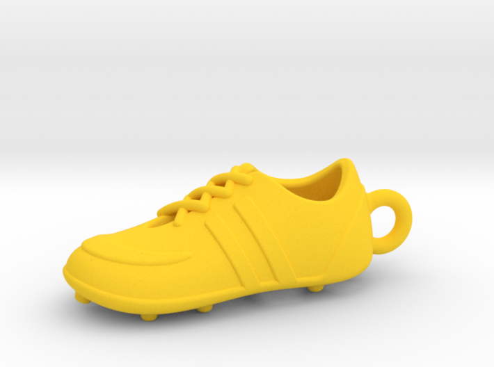 Soccer Shoe 1611051453 3d printed
