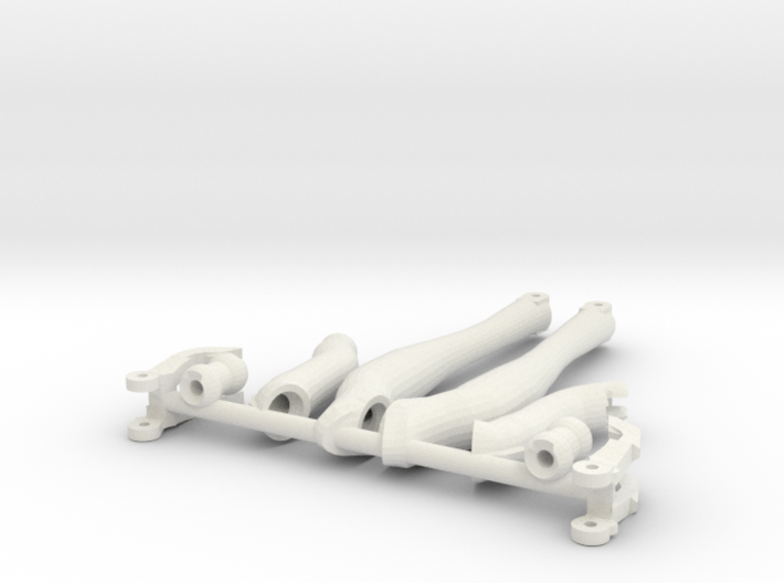 Small legs for the little Vajra 3d printed