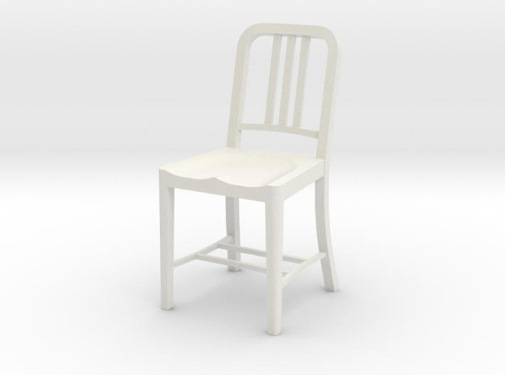 1:12 Metal Chair 3d printed
