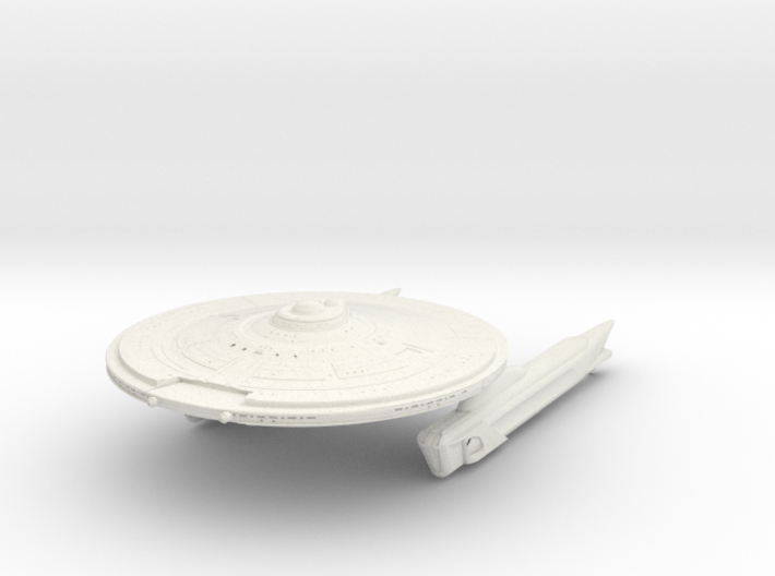 Starfire Class ScoutDestroyer 3d printed