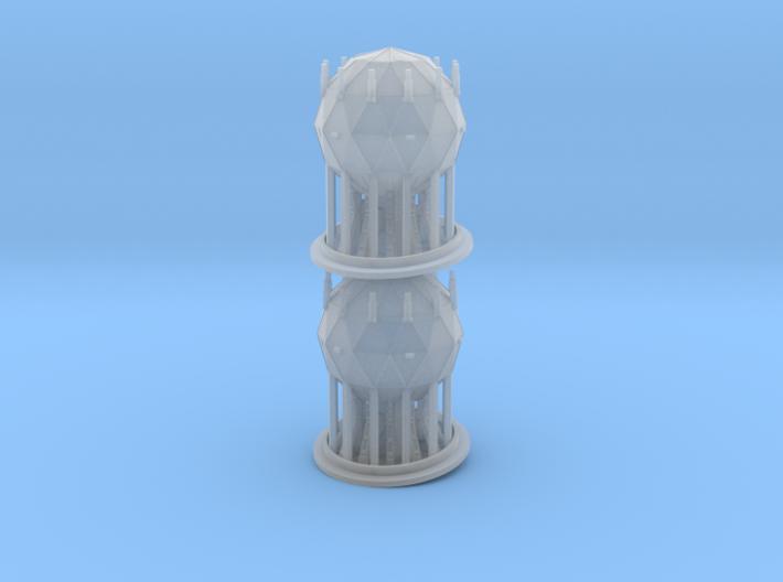 Shield Generator Set - Z's SD 3d printed