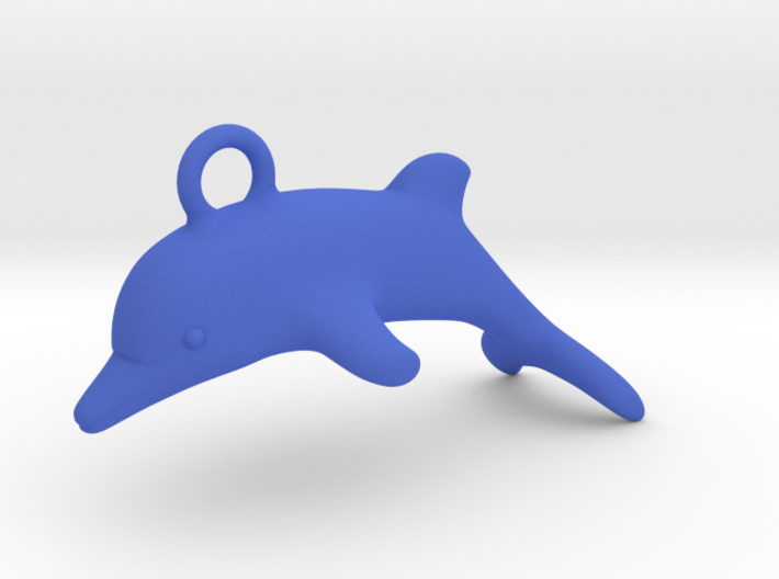 Dolphin 1609131028 3d printed