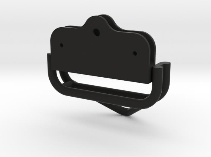 Axial SMT10 Monster Truck Rear Bumper Wheelie Bar 3d printed