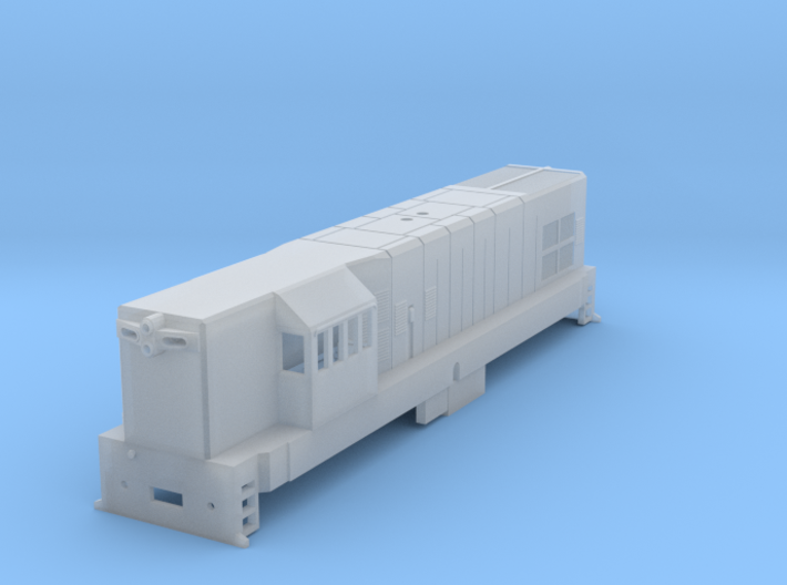 1:76 Scale T42 3d printed