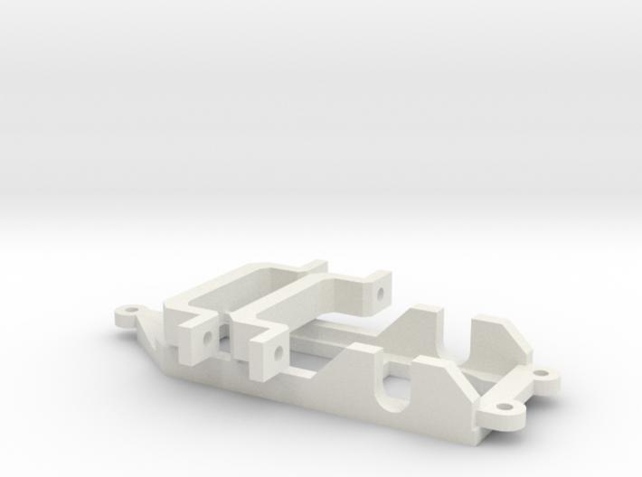 1/43 Motorpod + Motor mount 3d printed