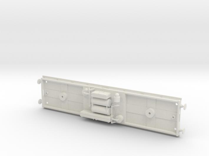 Metropolitan Railway Composite (Chassis) 412 & 368 3d printed