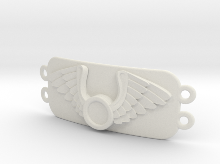 Journeyer Bracelet_ Cadiaan 3d printed