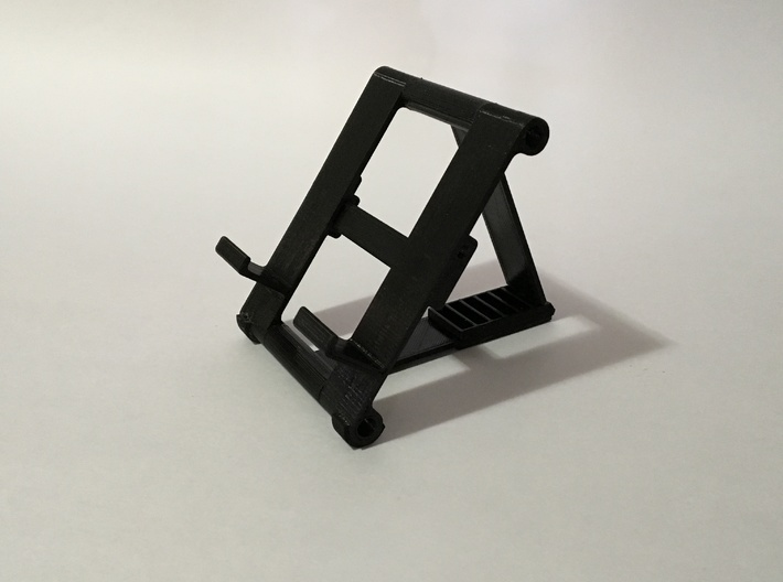 Y.A.P.S. - Yet Another Phone Stand 3d printed Phone stand