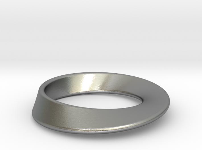 Moebius Strip pendant 3d printed