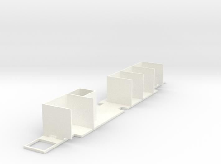 Intérieur Mauzin 3d printed