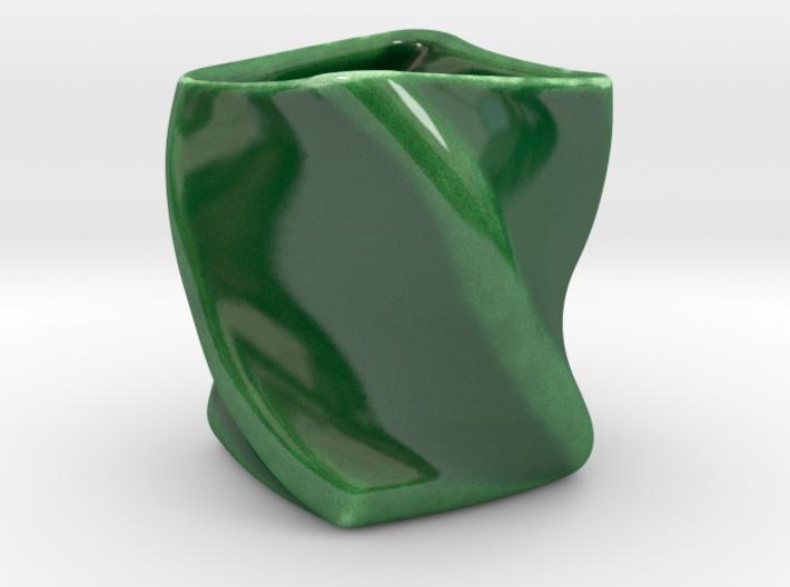 Torque Mug 3d printed