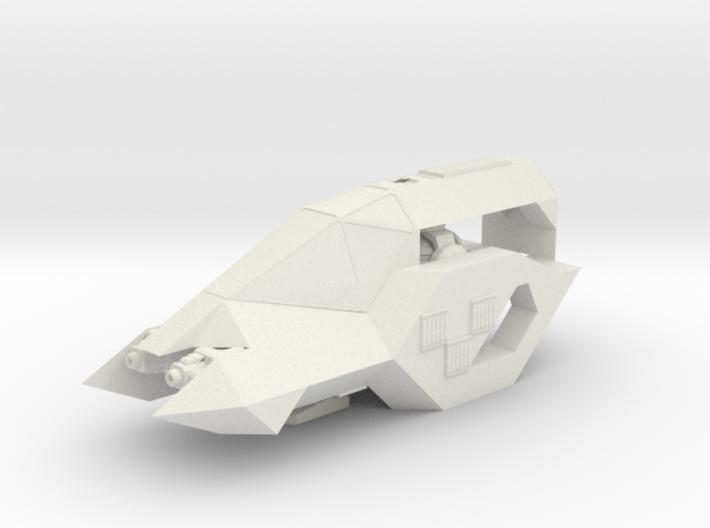 Xef Mk. I 3d printed