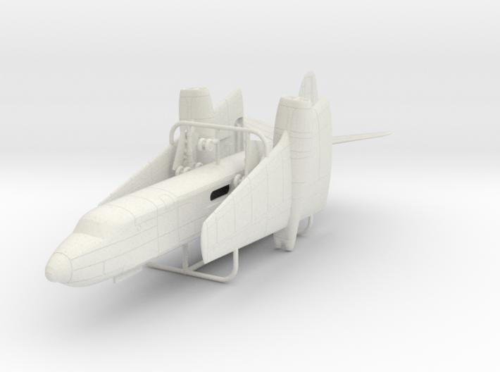 1/200 Short Sperrin 3d printed