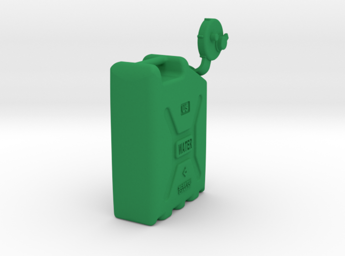 1-6 Military Water Can 3d printed