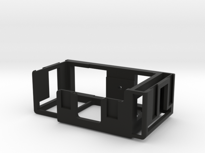 VDesigns Camera Cage Cold for Sony Alpha 5000 3d printed