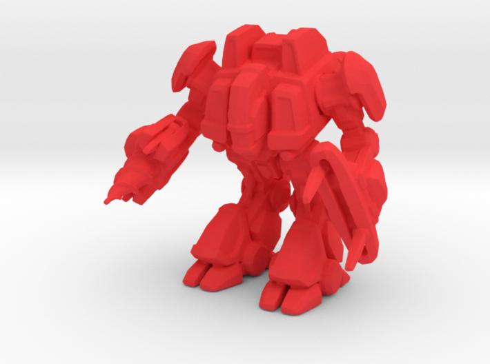 1/144 Terran SCV 3d printed