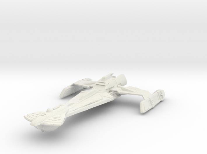 Klingon T5 Seeker AssaultCutter 3d printed