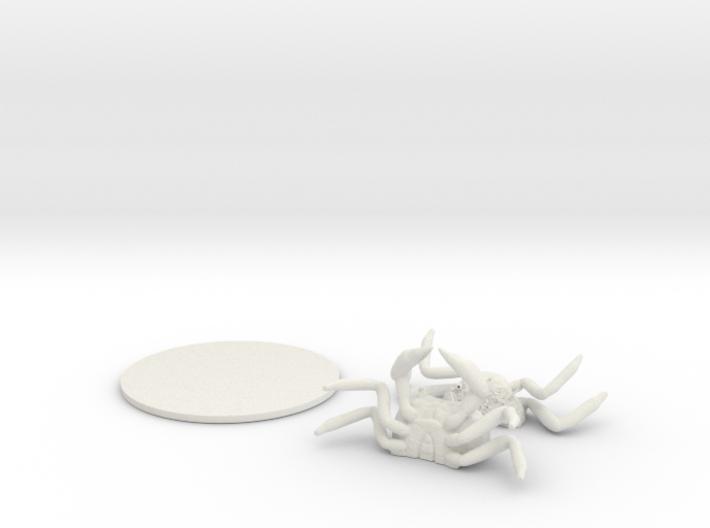 Hulking Crab 3d printed