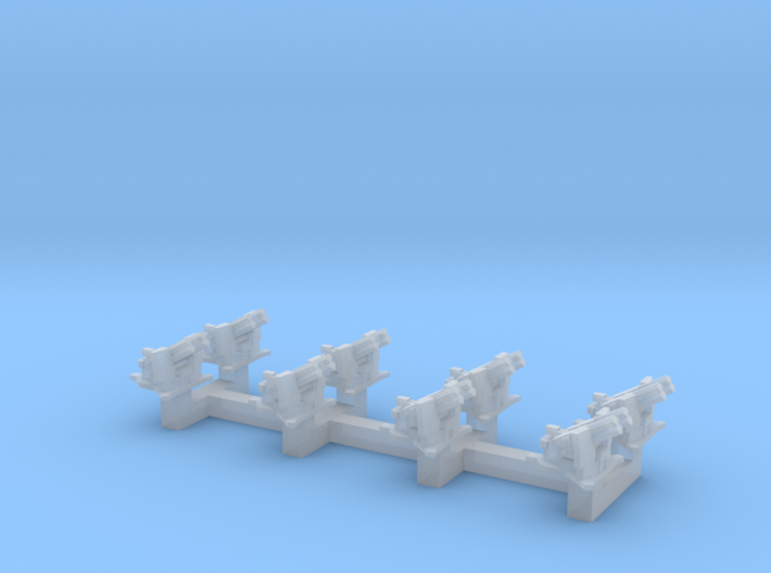 1/350 20mm Flakveirling 3d printed