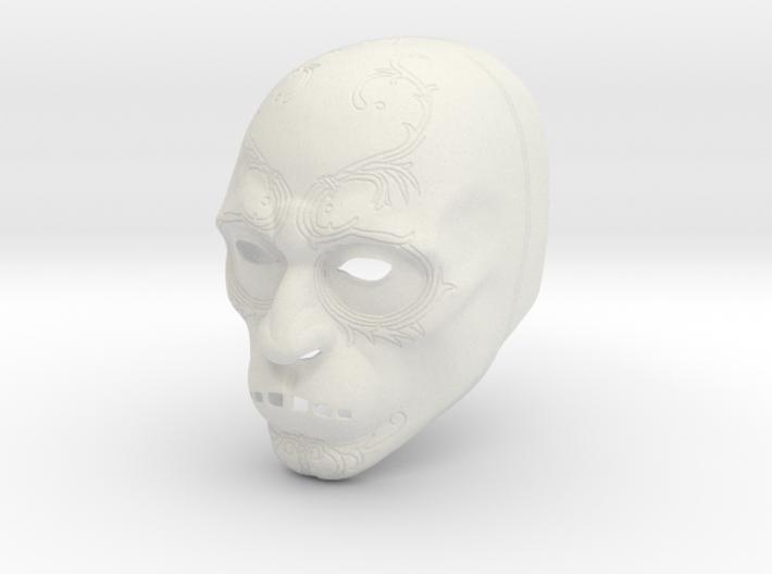 Harry Potter Death Eater mask version #7  3d printed