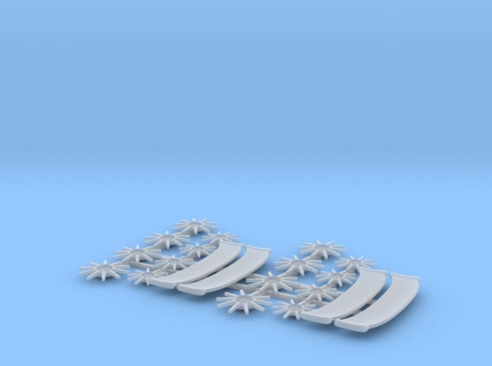 Exige Kit4 3d printed