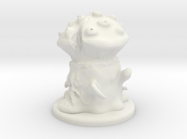 Fungus Monster 3d printed