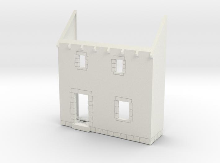 HOvVT22 - Troglodyte village 3d printed