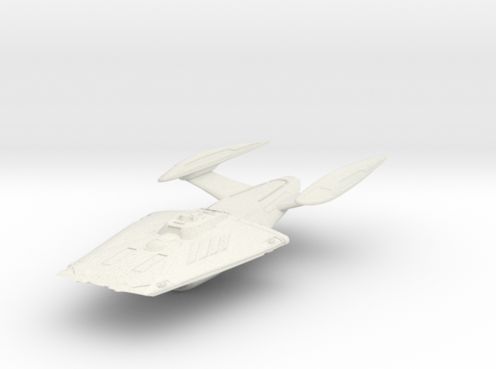Houston Class Destroyer 3d printed