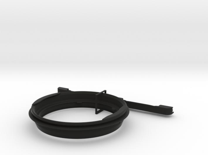 Adapter M.Zuiko 7-14mm / Haida filter holder 3d printed