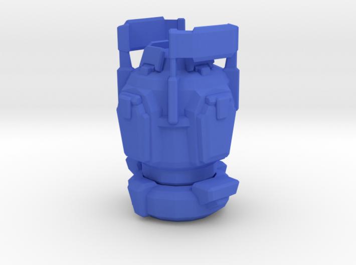1/144 Terran Proxy Drop Pod Entry Mode 3d printed