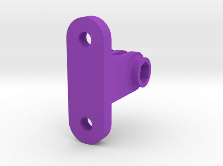 GoPro Bolted Mount 3d printed