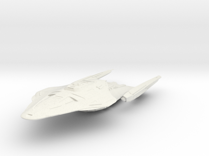 July Class Exploration Cruiser 3d printed