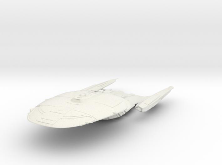 June Class Cruiser 3d printed