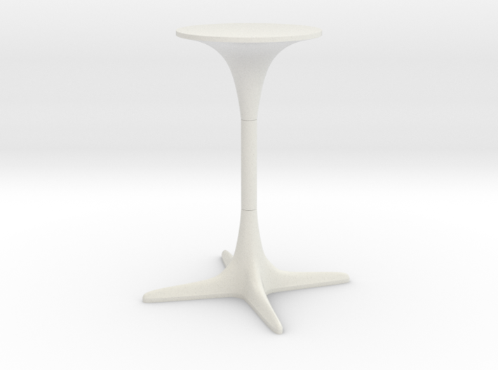 Burke Tulip Table Propeller Base 3d printed