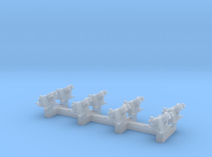 1/300 20mm Flakveirling 3d printed