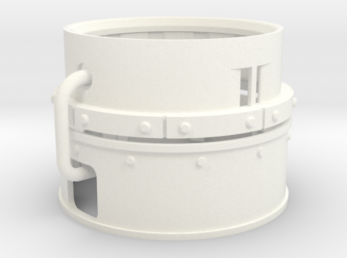 Point counter/mini base - 35mm (rotating) 3d printed