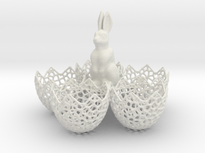 Easter Eggs Holder 3d printed