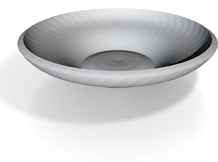 more priintable Saucer plate 3d printed