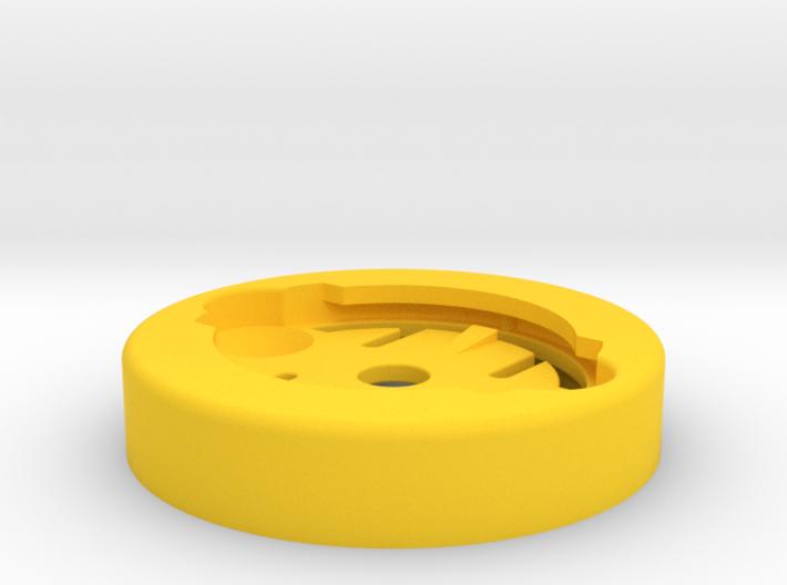 RecMount Garmin Socket Adapter 3d printed