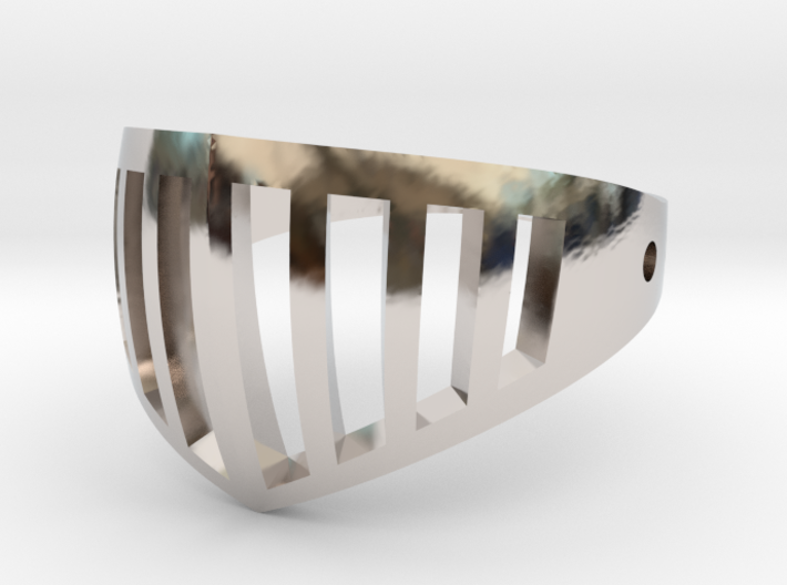visor ring 3d printed